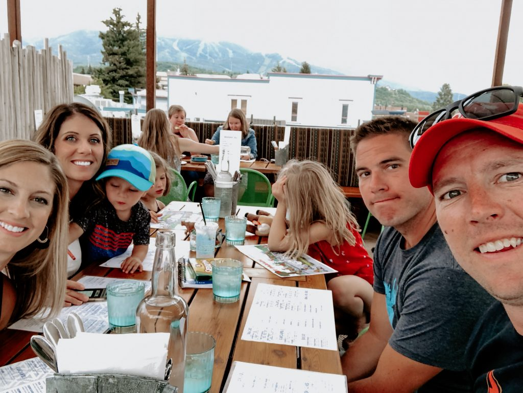 Rooftop at Salt & Lime in Steamboat Springs, CO